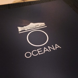 Oceana Restaurant 120 West 49th Street  NYC www.OceanaRestaurant.com