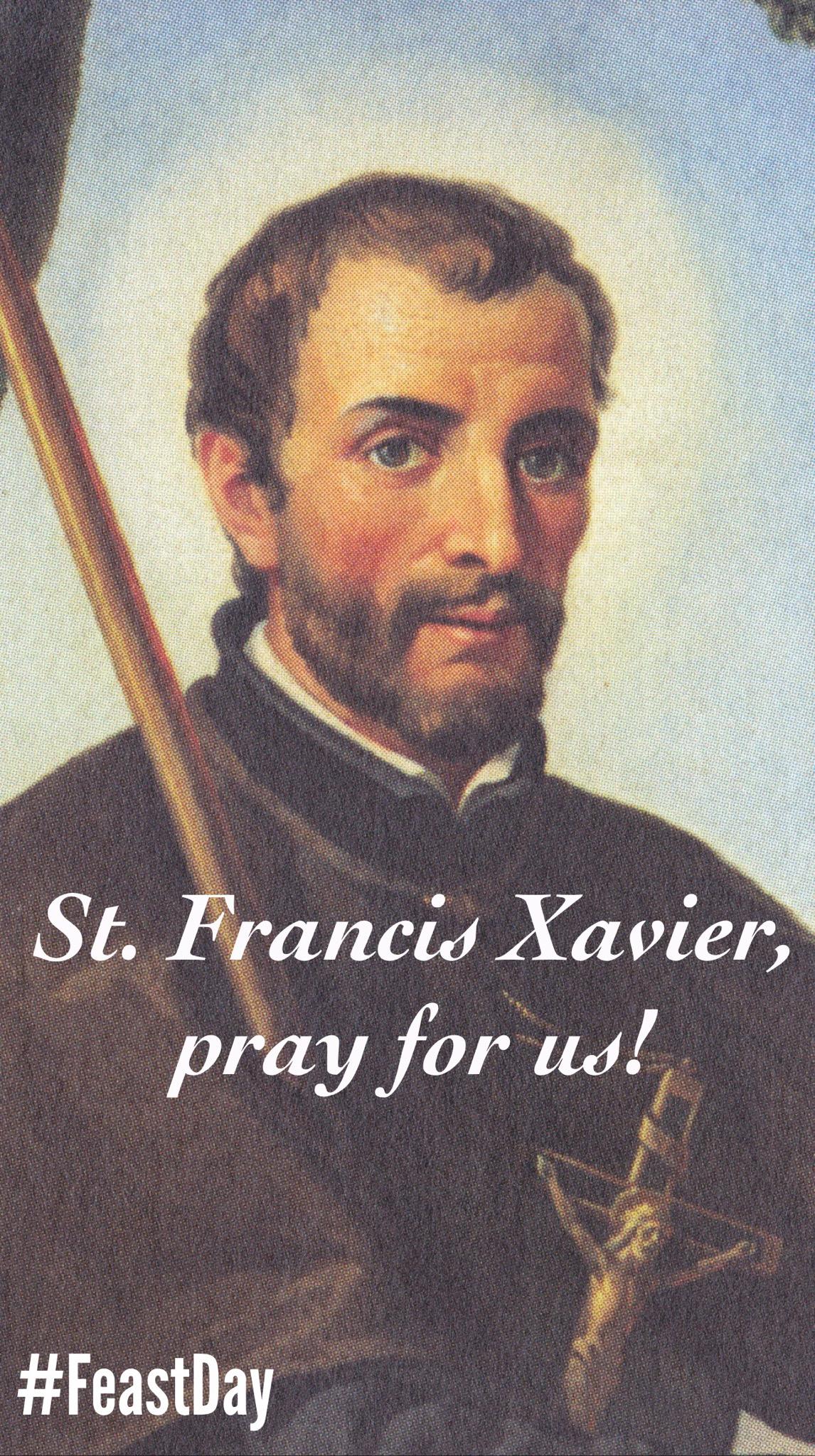 St. <b>Francis Xavier</b> (April 7, 1506 – December 3, 1552) - img_2544