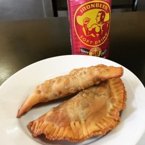 Celebrating National Empanada Day with a few beef empanadas