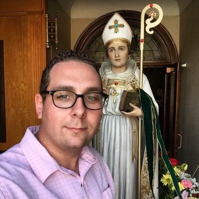 San Mauro Abate & I