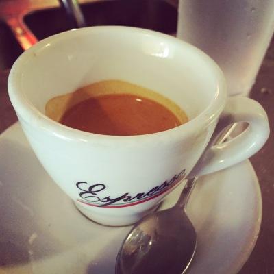 A Tazza 'e Café at 18th Avenue Caffe Italia