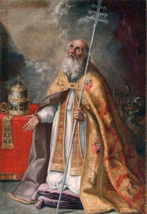 Pope Saint Sylvester I